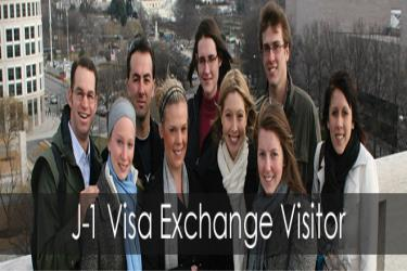 J Exchange Visitor/Working Holiday